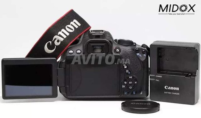 Canon 700D 18-55mm PROMOTION MAGASIN Midox SHOP - 3