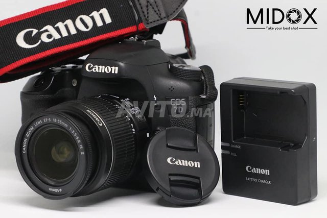 Canon 7D 18-55mm PROMOTION MAGASIN Midox SHOP - 3