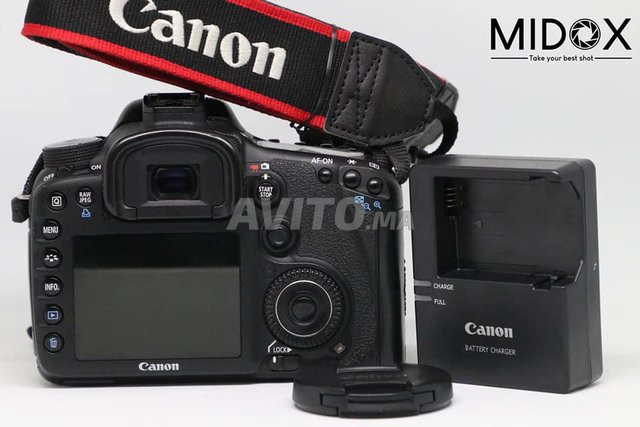 Canon 7D 18-55mm PROMOTION MAGASIN Midox SHOP - 2