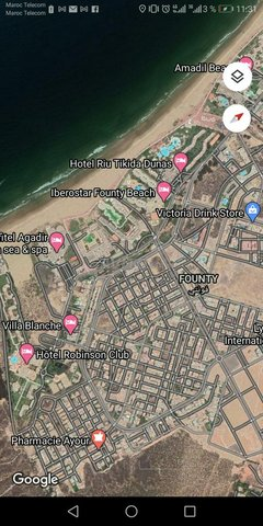 Magasin commerce au centre Agadir - 1