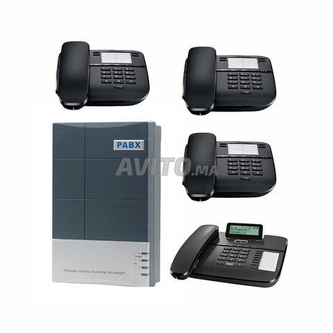 Standard téléphonique excelltel  - 1