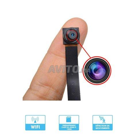 Caméra Espion WiFi SP Ultra-HD & 4Kmini - 1