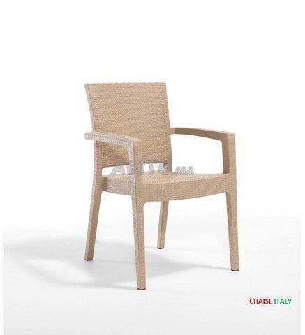 Chaises café italienne - 1