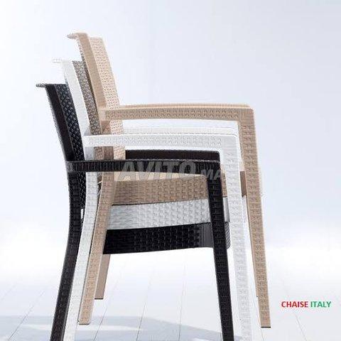 Chaises café italienne - 2