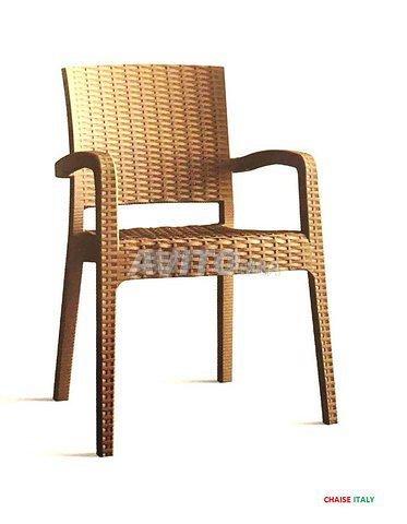 Chaises café italienne - 4