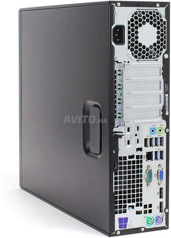 Hp Prodesk 600 G2 Core i3-6100 4Go DDR4 500 Go - 2