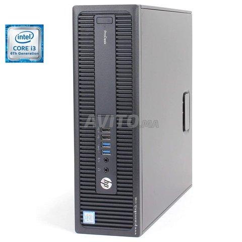 Hp Prodesk 600 G2 Core i3-6100 4Go DDR4 500 Go - 1