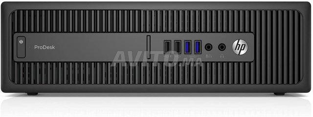 Hp Prodesk Core i3 6éme Génération 4Go DDR4 500 Go - 3