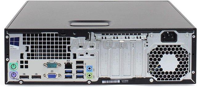 Hp Prodesk Core i3 6éme Génération 4Go DDR4 500 Go - 2