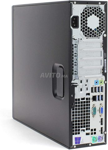 Hp Prodesk Core i3 6éme Génération 4Go DDR4 500 Go - 4
