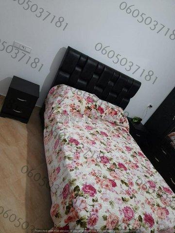 Chambre à coucher moderne lit  .          - 6