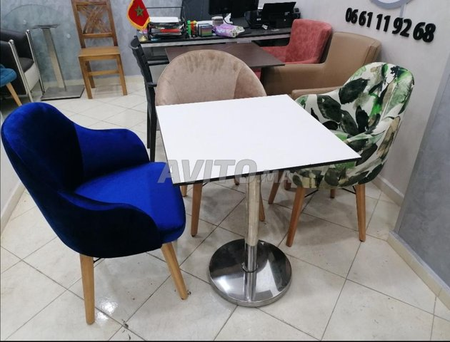 chaise fauteuil  - 1