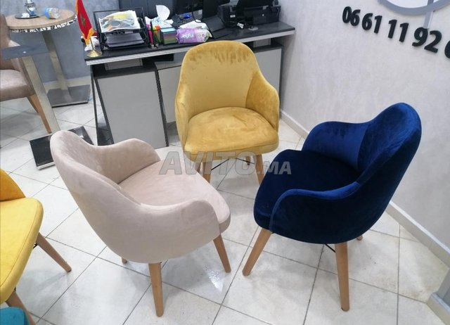 chaise fauteuil  - 2
