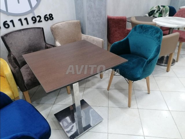 chaise fauteuil  - 3