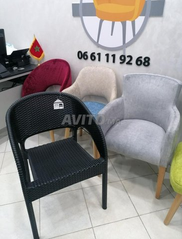 chaise fauteuil  - 4