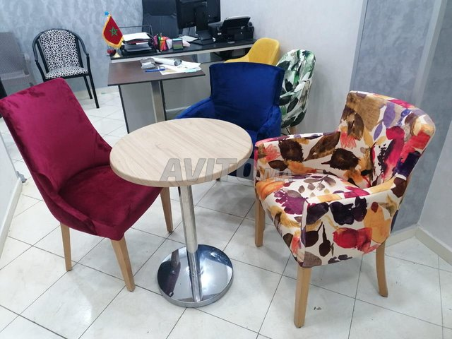 chaise fauteuil  - 5