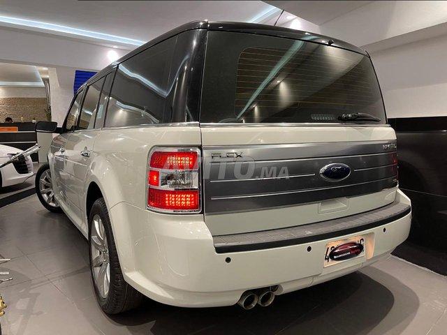Ford flex.  - 1