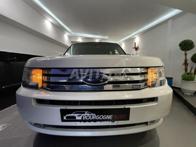 Ford flex.  - 4