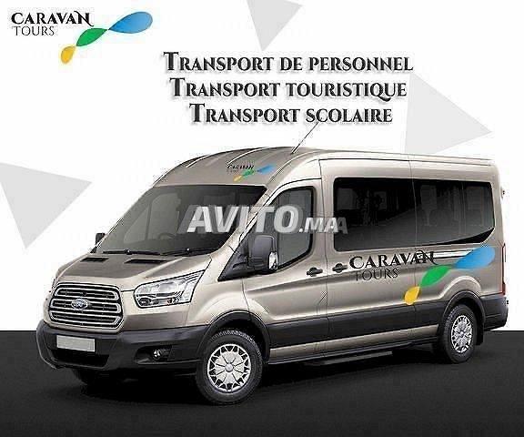 Transport touristiques du personnel et scolaire - 2