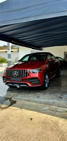 Mercedes GLE COUPE - 1