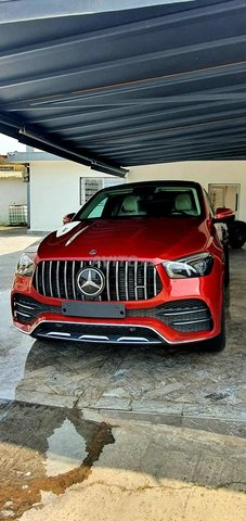 Mercedes GLE COUPE - 2