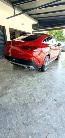 Mercedes GLE COUPE - 6