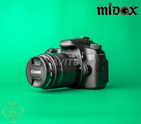 Canon 70D 18-55mm Promotion MAGASIN Midox SHOP - 1
