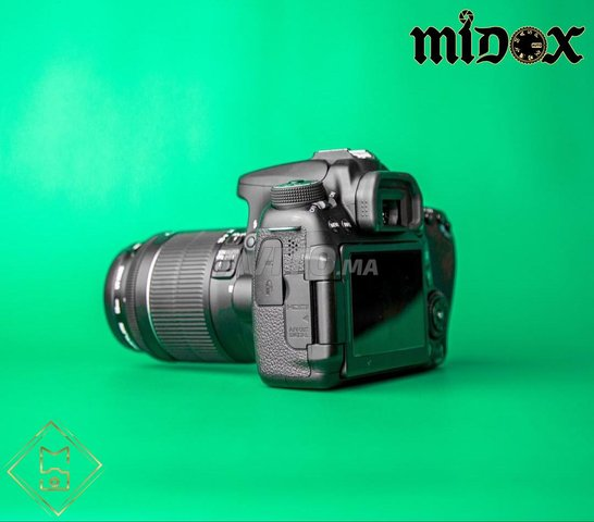 Canon 70D 18-55mm Promotion MAGASIN Midox SHOP - 2