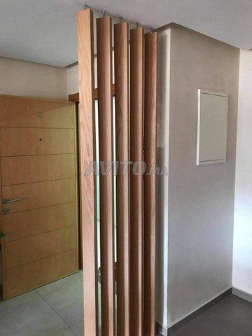 Séparation en bois chêne - 5