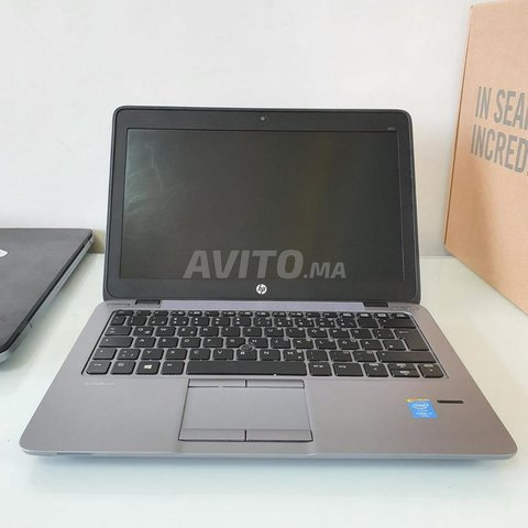 HP ELITEBOOK 820G2 I7 5éme Gen 8GB DDR3 180GB SSD - 6