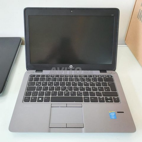 HP ELITEBOOK 820G2 I7 5éme Gen 8GB DDR3 180GB SSD - 1