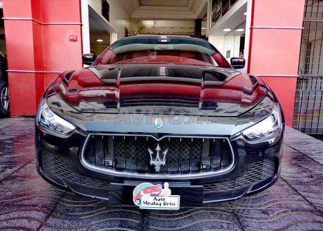Maserati Ghibli W Maroc Diesel - 1