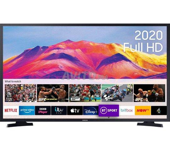 Samsung 32T5300 Smart Tv FUHD Recepteur Neuf - 1