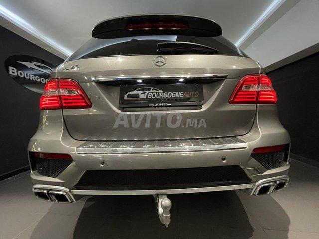 Mercedes-benz ML63 amg - 3