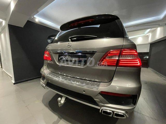 Mercedes-benz ML63 amg - 1