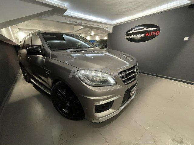 Mercedes-benz ML63 amg - 8
