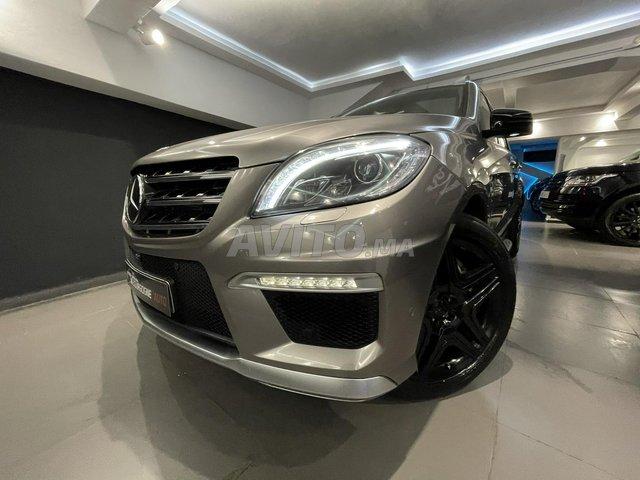 Mercedes-benz ML63 amg - 2