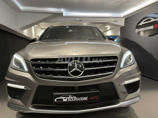 Mercedes-benz ML63 amg - 7