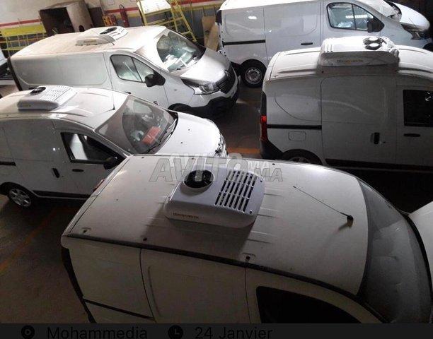 voitures frigorifique - 1