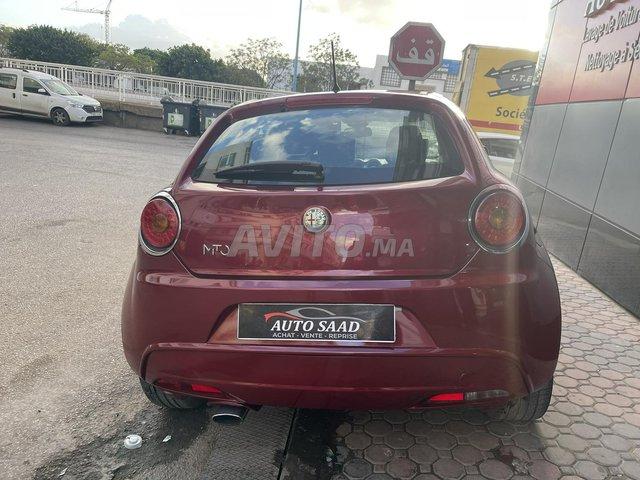 Alfa romeo mito automatique  - 5