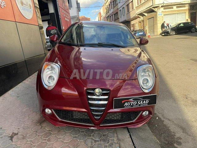 Alfa romeo mito automatique  - 2