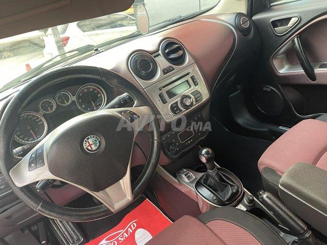 Alfa romeo mito automatique  - 6