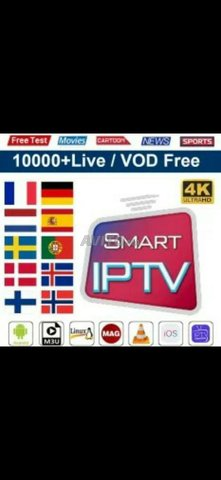Royale Iptv millier chaînes tv&Vod sans coupures  - 1