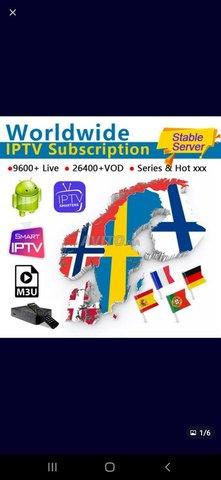 Royale Iptv millier chaînes tv&Vod sans coupures  - 3