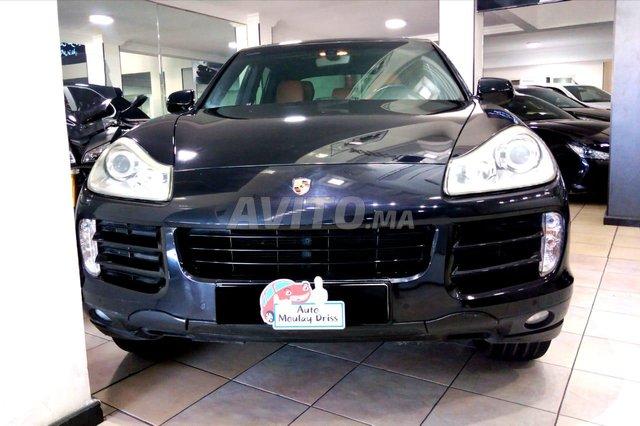 Porsche Cayenne V8 W Maroc Essence - 1