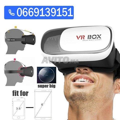 نظارات العالم الافتراضي vr box جديدة - 2