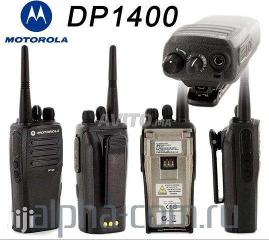 Talkie walkie motorola dp1400  - 2