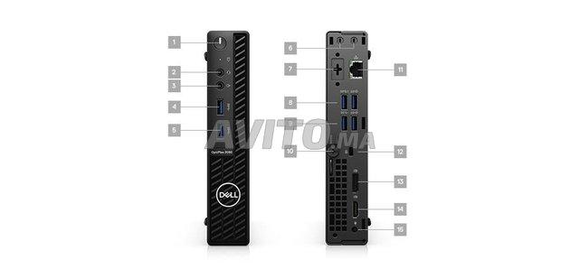 Mini Desktops Dell Optiplex 3080 Core i3 Gen 10  - 4