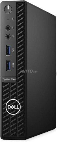 Mini Desktops Dell Optiplex 3080 Core i3 Gen 10  - 3