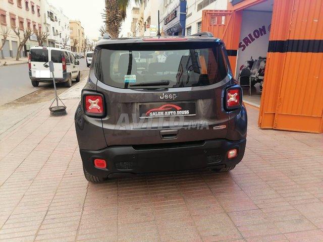 jeep diesel Renegade automatique 1.6 - 7